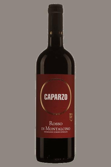Bouteille de vin rouge Caparzo Rosso di Montalcino 2019