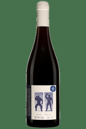 Bouteille de vin rouge Domaine Catherine et Pierre Breton Bourgueil Cuvée Trinch Épaulé Jeté 2019