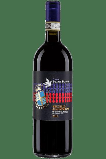 Bouteille de vin rouge Donnatella Cinelli Colombini Prime Donne Brunello-di-Montalcino 2015