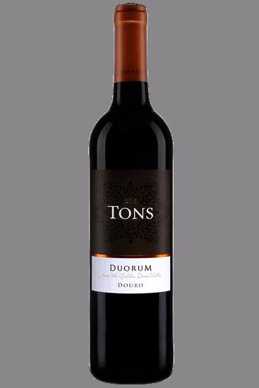 Bouteille de vin rouge Duorum Tons Douro 2018