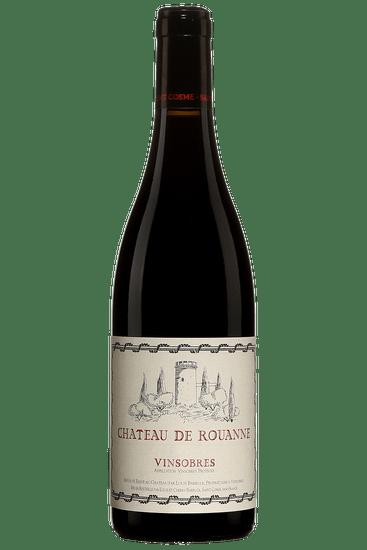Bouteille de vin rouge Louis Barruol Château de Rouanne Vinsobres 2018