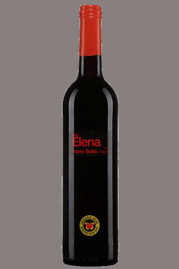 Bouteille de vin rouge Parès Baltà Mas Elena 2018