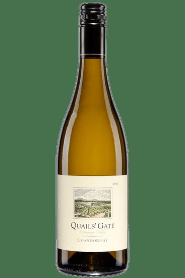 Bouteille de vin blanc Quails' Gate Chardonnay 2018