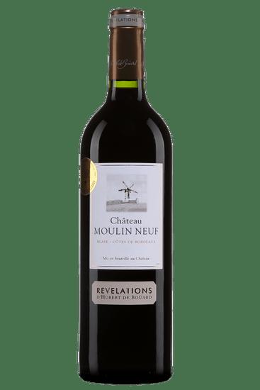 Bouteille de vin rouge Revelations d'Hubert de Boüard Château Moulin Neuf 2016