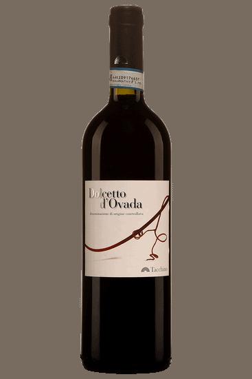 Bouteille de vin rouge Tacchino Dolcetto Di Ovada 2013