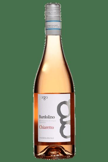Bouteille de vin rosé Azienda Agricola Gorgo Bricolo Roberta Bardolino Chiaretto 2020