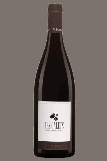 Bouteille de vin rouge Château de la Bonnelière Chinon Les Galets 2019