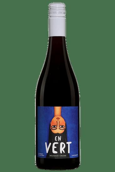 Bouteille de vin rouge En Vert Monastrell Jumilla 2019
