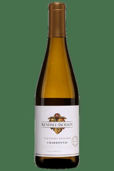 Bouteille de vin blanc Kendall-Jackson Chardonnay Vintners Reserve