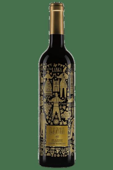 Bouteille de vin rouge Langa Classic Calatayud 2018