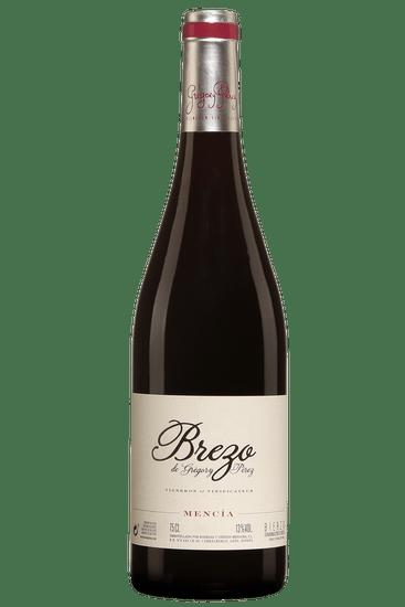 Bouteille de vin rouge Mengoba Brezo Bierzo 2019