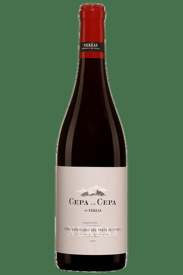 Bouteille de vin rouge Nekeas Cepa Por Cepa Navarra 2019