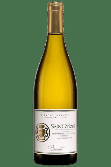 Bouteille de vin blanc Plaimont Saint-Mont Les Cépages Préservés 2017