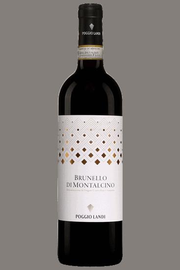 Bouteille de vin rouge Poggio Landi Brunello di Montalcino 2015