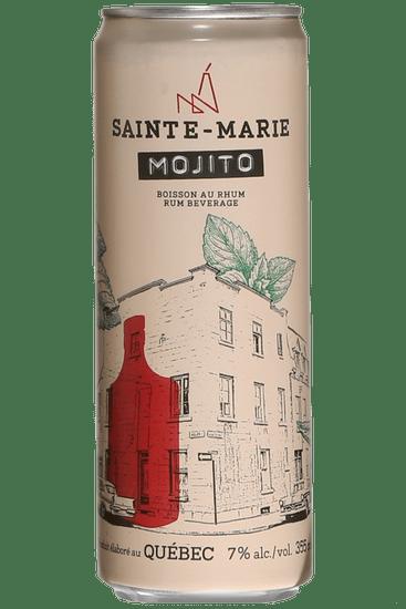 Canette de Sainte-Marie Mojito