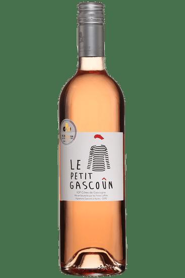 Bouteille de vin rosé Domaine Les Frères Laffitte Le Petit Gascoun 2020