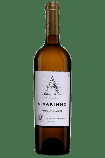 Bouteille de vin blanc Quinta da Lixa Pouco Comum Vinho verde Minho 2019