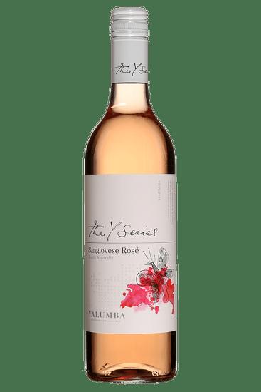 Bouteille de vin rosé Yalumba Y Series Sangiovese South Australia 2020