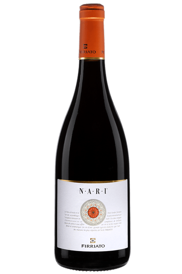 Bouteille de vin rouge Firriato Nari Sicilia