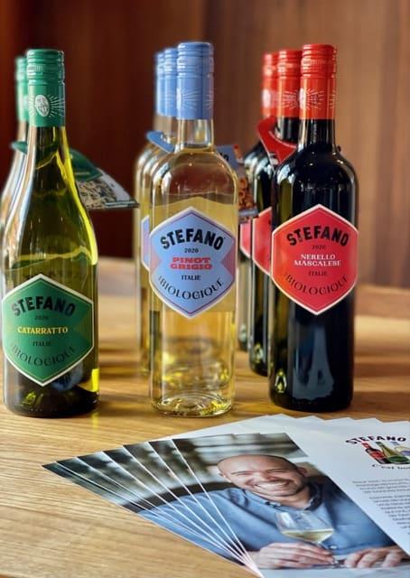 Les vins de Stefano Faita - Tout sur le Vin
